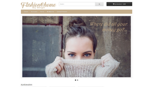 fashion@home-webshop-portfolio